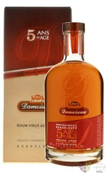 "Damoiseau agricole vieux "" 5 ans d´Age "" aged 5 years rum of Guadeloupe 42% vol.   0.70 l"