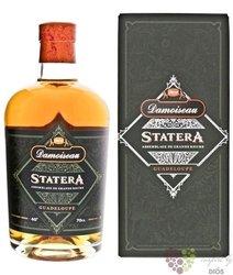 """Damoiseau """" Statera """" aged Guadeloupe rum 40% vol.  0.70 l"""