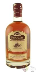 "Damoiseau agricole vieux "" 3 ans d´Age "" aged 3 years rum of Guadeloupe 42% vol.   0.70 l"