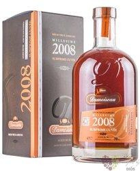 "Damoiseau agricole vieux "" Millesime "" 2008 aged Guadeloupe rum 47.9% vol.  0.70 l"