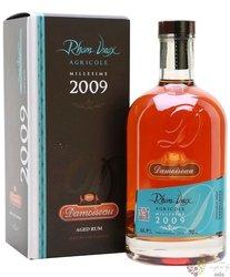 "Damoiseau agricole vieux "" Millesime "" 2009 aged Guadeloupe rum 42% vol.  0.70 l"