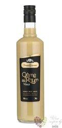 "Damoiseau agricole "" Cream ""  aged rum of Guadeloupe 18% vol.  0.70 l"