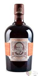 "Diplomatico "" Mantuano "" gift box aged rum of Venezuela 40% vol.  0.70 l"