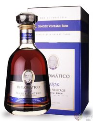 Diplomatico single vintage 2004 rum of Venezuela 43% vol.  0.70 l