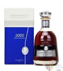 Diplomatico single vintage 2002 rum of Venezuela 43% vol.  0.70 l