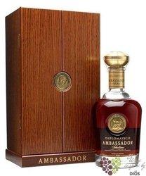 "Diplomatico "" Ambassador old presentation "" aged rum of Venezuela 47% vol.  0.70 l"