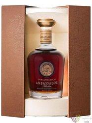 "Diplomatico "" Ambassador "" aged rum of Venezuela 47% vol.  0.70 l"
