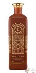Gran Chaco Organic aged Paraguay rum 42% vol.  0.70 l