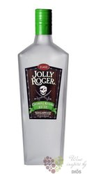 Jolly Roger Coconut & Key Lime Caribbean flavored rum 25% vol.     0.70 l