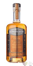 "Elements 8 "" Cacao "" small batch rum of St.Lucia 40% vol.  0.70 l"
