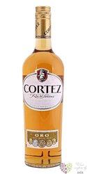 "Cortez "" Oro "" aged rum of Panama 40% vol.  0.70 l"
