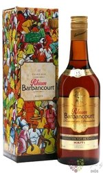 "Barbancourt "" Reserve du Domaine "" aged 15 years rum of Haiti 43% vol.    0.70 l"