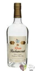 "Barbancourt "" White "" traditional blanc rum of Haiti 40% vol.  0.70 l"