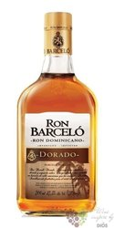 "Barcelo "" Dorado "" aged rum of Dominican republic 37.5% vol. 1.00 l"