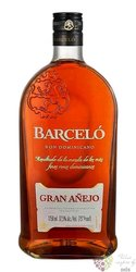 "Barcelo "" Grand Ańejo "" aged rum of Dominican Republic 37.5% vol.   1.75 l"