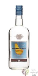 "Mount Gay "" Eclipse Silver "" white rum of Barbados 40% vol.   0.70 l"