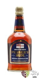 "Pusser´s British navy "" Admiralty "" rum of Virginia islands 40% vol.   0.70 l"