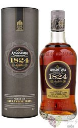 "Angostura "" 1824 "" aged 12 years rum of Trinidad & Tobago 40% vol.    0.70 l"