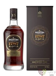 "Angostura "" 1787 "" aged 15 years rum of Trinidad & Tobago 40% vol.  0.70 l"