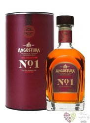 "Angostura "" Cask collection no.1 batch  "" aged 10 years rum of Trinidad & Tobago 40% vol.    0.7"