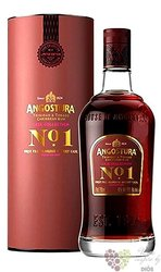 "Angostura "" Cask collection no.1 Oloroso Sherry cask "" rum of Trinidad & Tobago40% vol.  0.70 l"