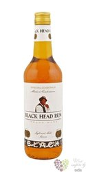 Black Head aged caribbean rum 37.5% vol.   0.70 l