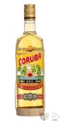 "Coruba "" NPU Dark "" aged Jamaican rum 40% vol.  0.70 l"