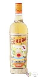 "Coruba "" Overproof NPU Dark "" aged Jamaican rum 74% vol.    0.70 l"