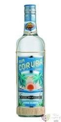 "Coruba "" Carta blanca "" white Jamaican rum 40% vol.     0.70 l"