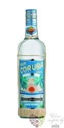 "Coruba "" Carta blanca "" white Jamaican rum 37.5% vol.     1.00 l"