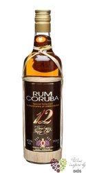 Coruba aged 12 years premium Jamaican rum 40% vol.   0.70 l