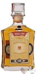 Coruba aged 18 years premium Jamaican rum 40% vol.   0.70 l