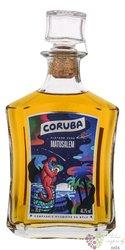 """Coruba 2000 """" Millennium Matusalem Oloroso cask """" unique Jamaican rum 46.2% vol.  0.70 l"""