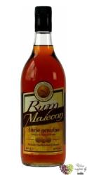 "Malecon "" Aňejo genuino "" aged Panamas rum 40% vol.    1.00 l"