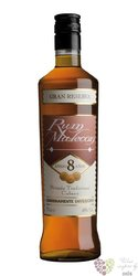 "Malecon "" Gran reserva "" aged 8 years Panamas rum 40% vol.  0.70 l"