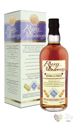 "Malecon "" Reserva Superior "" aged 15 years gift box Panamas rum 40% vol.  0.70 l"
