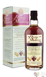 """Malecon """" Reserva Imperial """" aged 21 years gift box Panamas rum 40% vol.    0.70 l"""