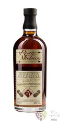 """Malecon """" Reserva Imperial """" aged 21 years Panamas rum 40% vol.   0.05 l"""