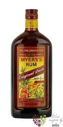 "Myers´s Planters "" Original Dark "" aged Jamaican rum 40% vol.     1.00 l"