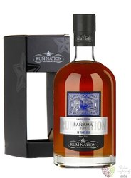 "Rum Nation 2017 "" Panama "" aged 18 years single domaine Panamas rum 40% vol.  0.70 l"