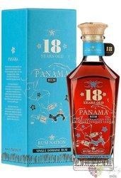Nation Panama 18y Decante 40%0.70l