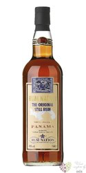"Nation "" Panama "" aged 18 years Single domaine Panamas rum 40% vol.   0.70 l"
