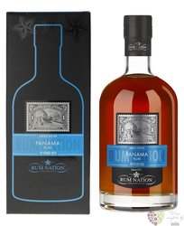 "Rum Nation "" Panama "" aged 10 years single domaine Panamas rum by Rossi & Rossi40% vol.  0.70 l"