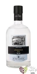 "Rum Nation "" Jamaica pott stil "" ltd edition of white Worthy Park rum 57% vol. 0.70 l"