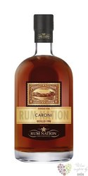 "Nation 1998 "" Caroni batch.no 1 "" aged 16 years rum of Trinidad 55% vol.   0.70l"