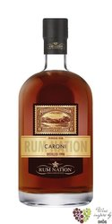 "Nation 1998 "" Caroni batch.no 2 "" aged 16 years rum of Trinidad 55% vol.   0.70l"