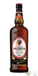 "Negrita "" Dark "" caribbean rum by Bardinet 37.5% vol.  0.70 l"