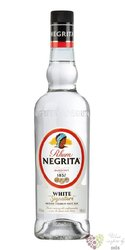 "Negrita "" Signature white "" French caribbean rum by Bardinet 37.5% vol.  1.00 l"