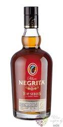 "Negrita "" Top series 2000-6 "" caribbean rum by Bardinet 38% vol.  0.70 l"