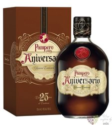 "Pampero "" Aniversario aňejo reserva exclusiva "" rum of Venezuela 40% vol.  1.00l"